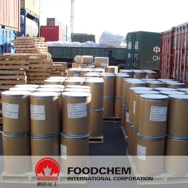 Pectin suppliers