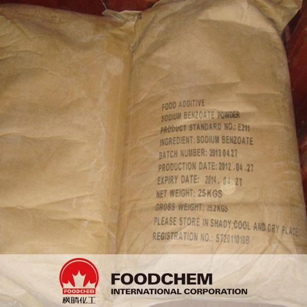 Sodium Benzoate suppliers